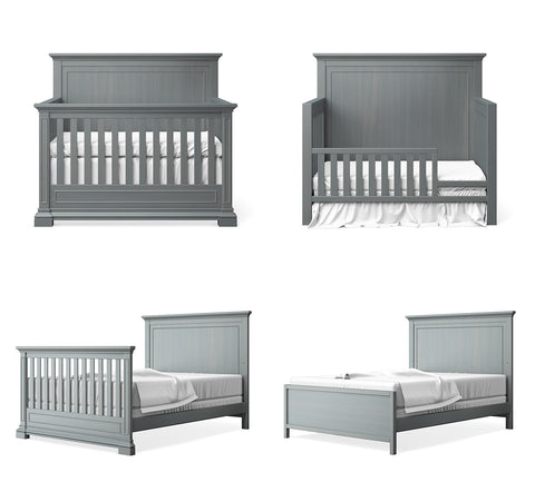 Jackson Crib / Conversion Stages