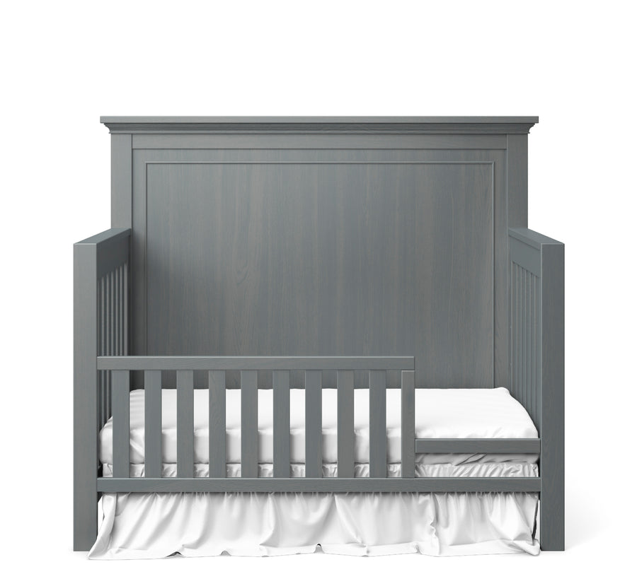 Jackson Crib in Storm Finish