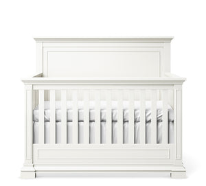 Jackson Convertible Crib in Solid White