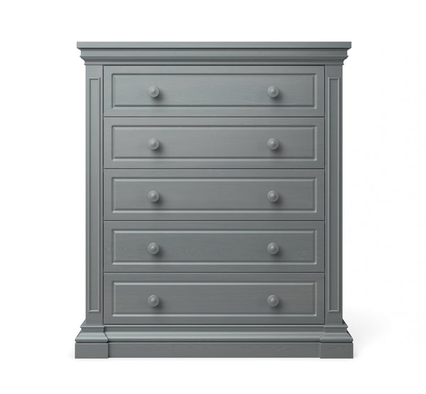 Jackson Chest Solid Wood Nursery Safe Baby Furniture