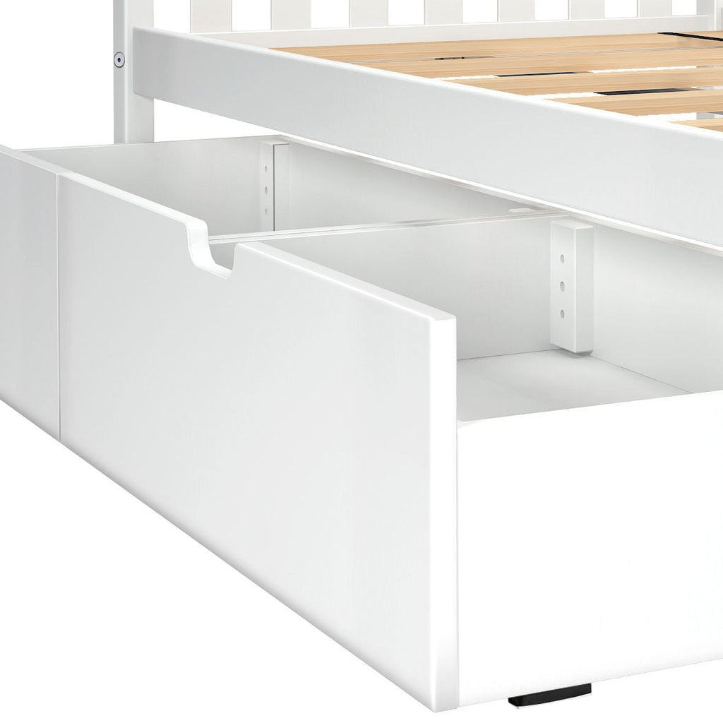 Max & Lily Under Bed Storage Drawers Component