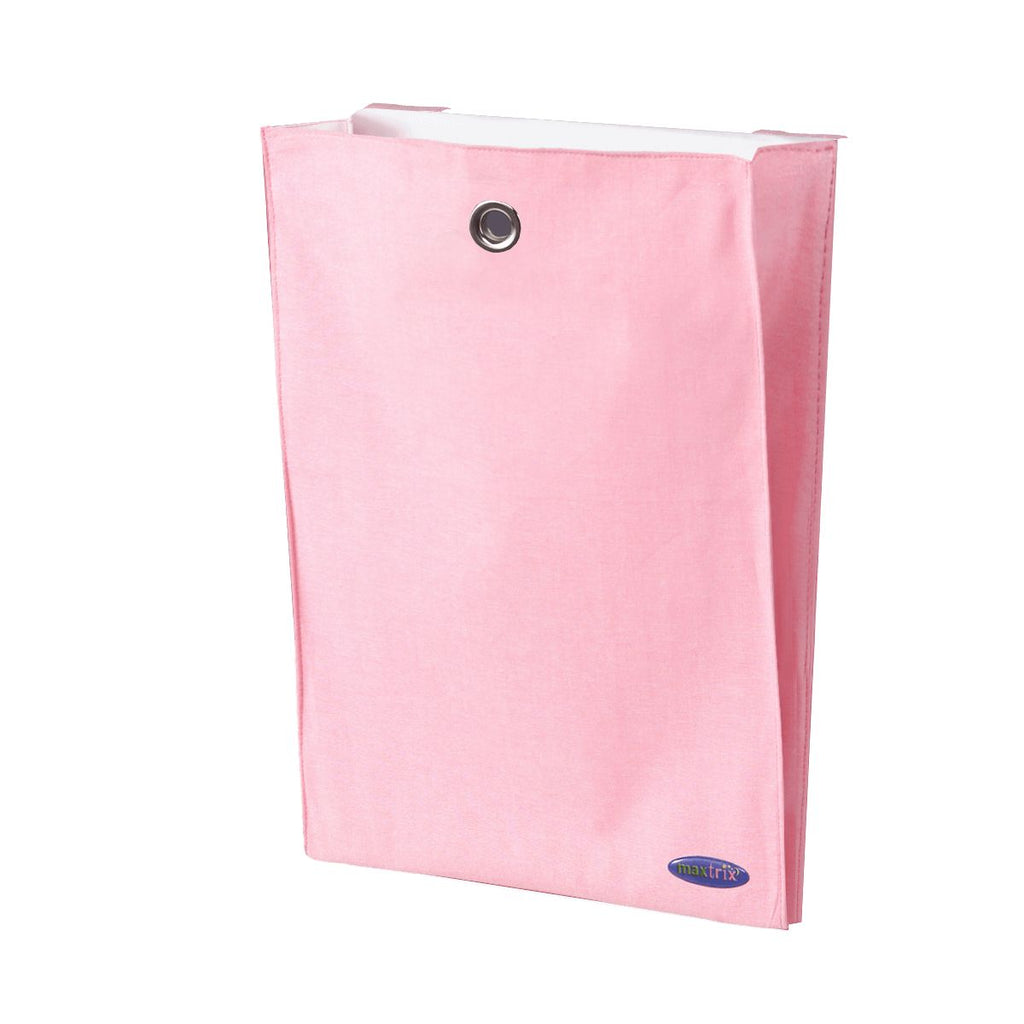 Max & Lily Large MaxPack Soft Good Soft Pink + White