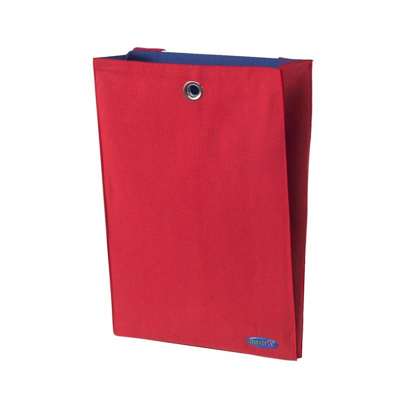 Max & Lily Large MaxPack Soft Good Red + Blue