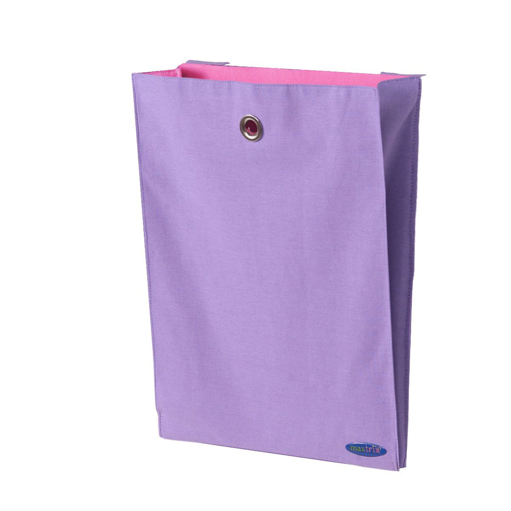 Max & Lily Large MaxPack Soft Good Purple + Hot Pink