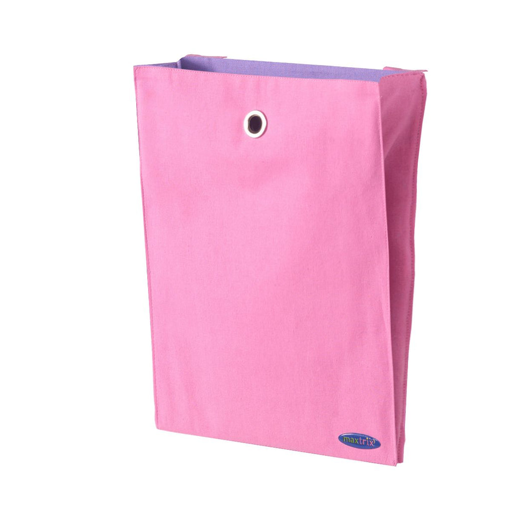Max & Lily Large MaxPack Soft Good Hot Pink + Purple