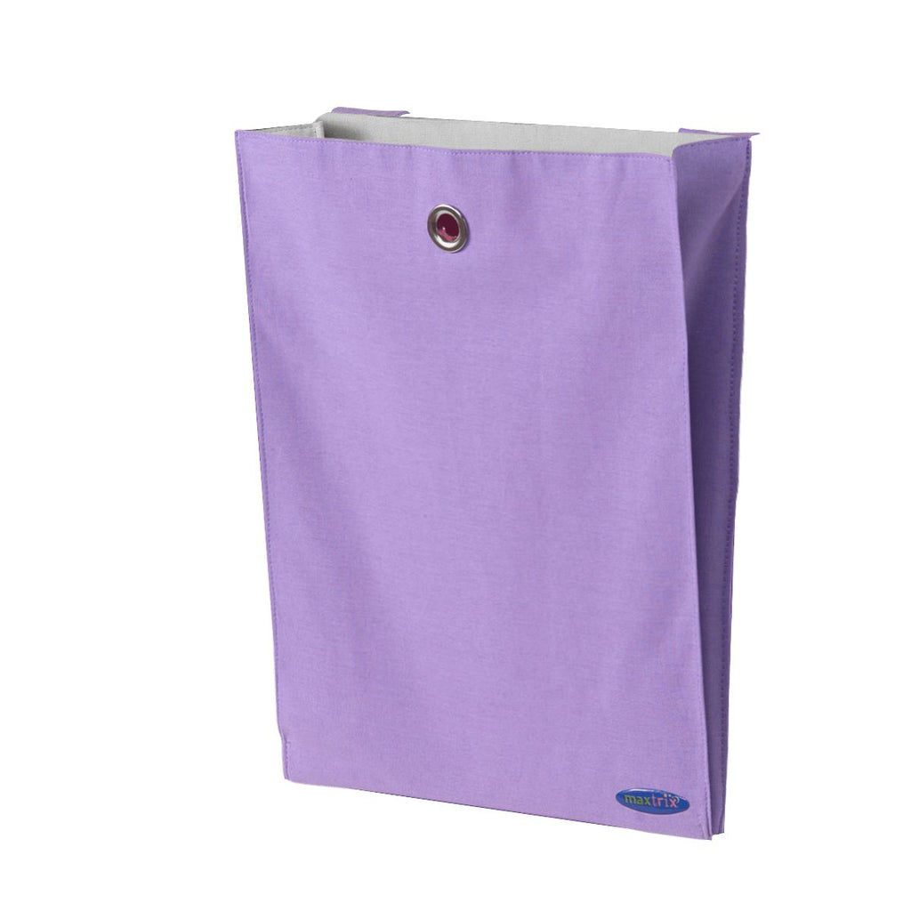 Max & Lily Large MaxPack Soft Good Purple + Grey
