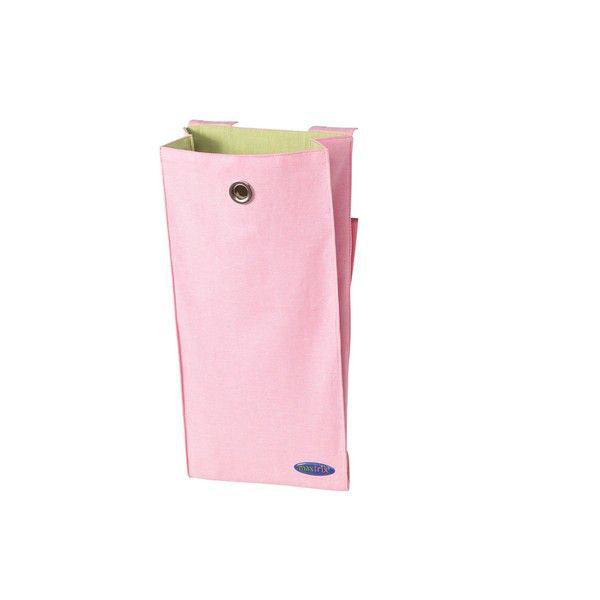 Max & Lily Medium MaxPack Soft Good Soft Pink + Green