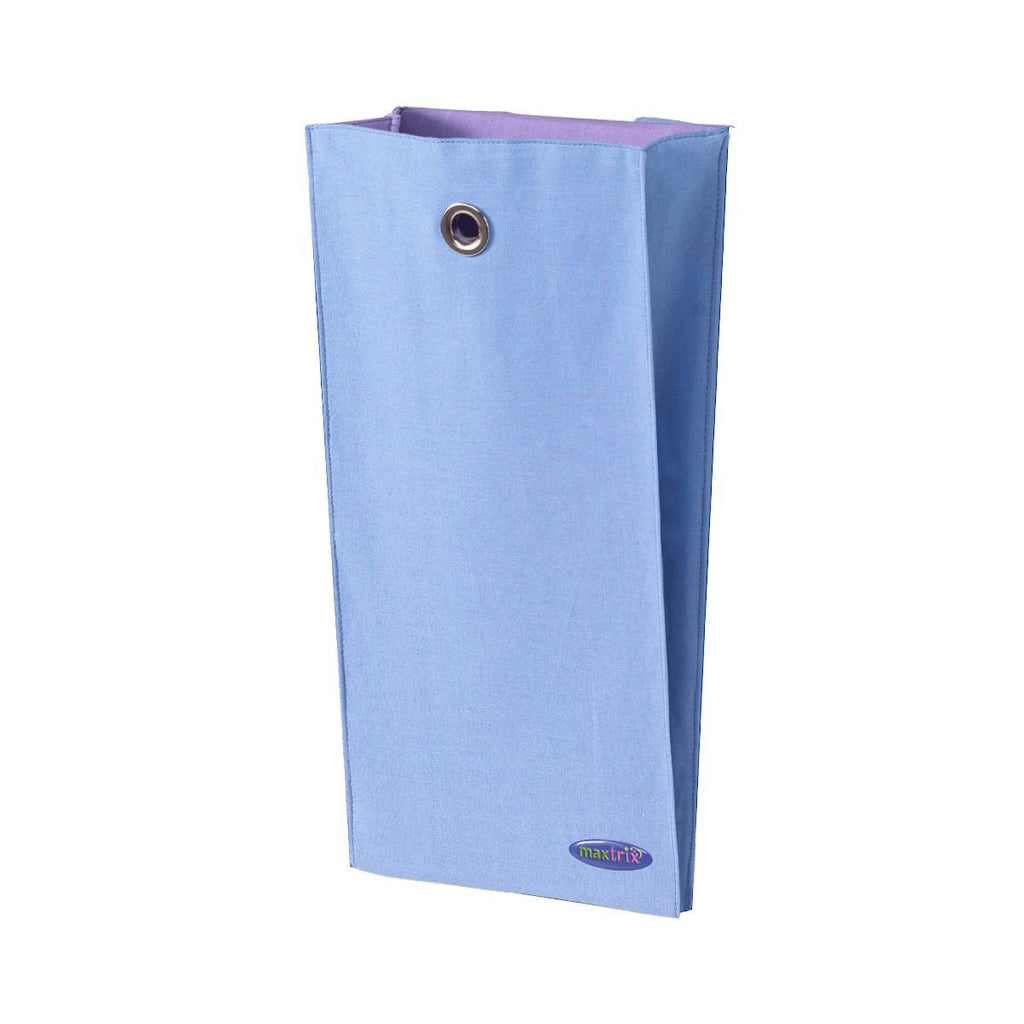 Max & Lily Medium MaxPack Soft Good Light Blue + Purple
