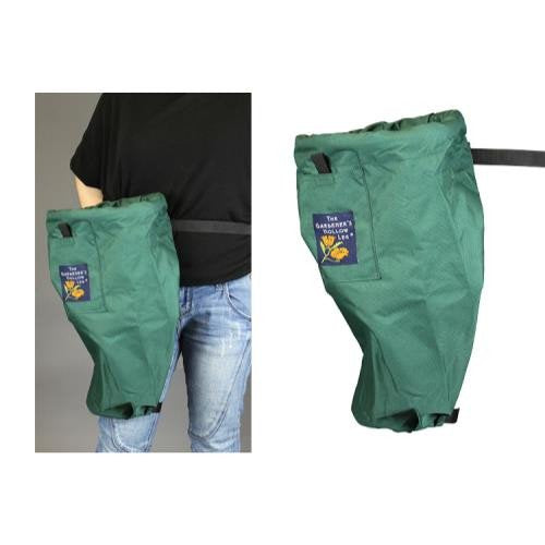 Gardener's Hollow Leg Gardeners Hollow Leg Wearable Weeding/Harvest Bag