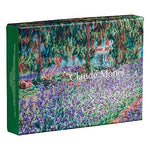 Claude Monet: Notecard Boxes -- a stationery flip-top box filled with 20 Notecards perfect for Greetings, Birthdays or Invitations