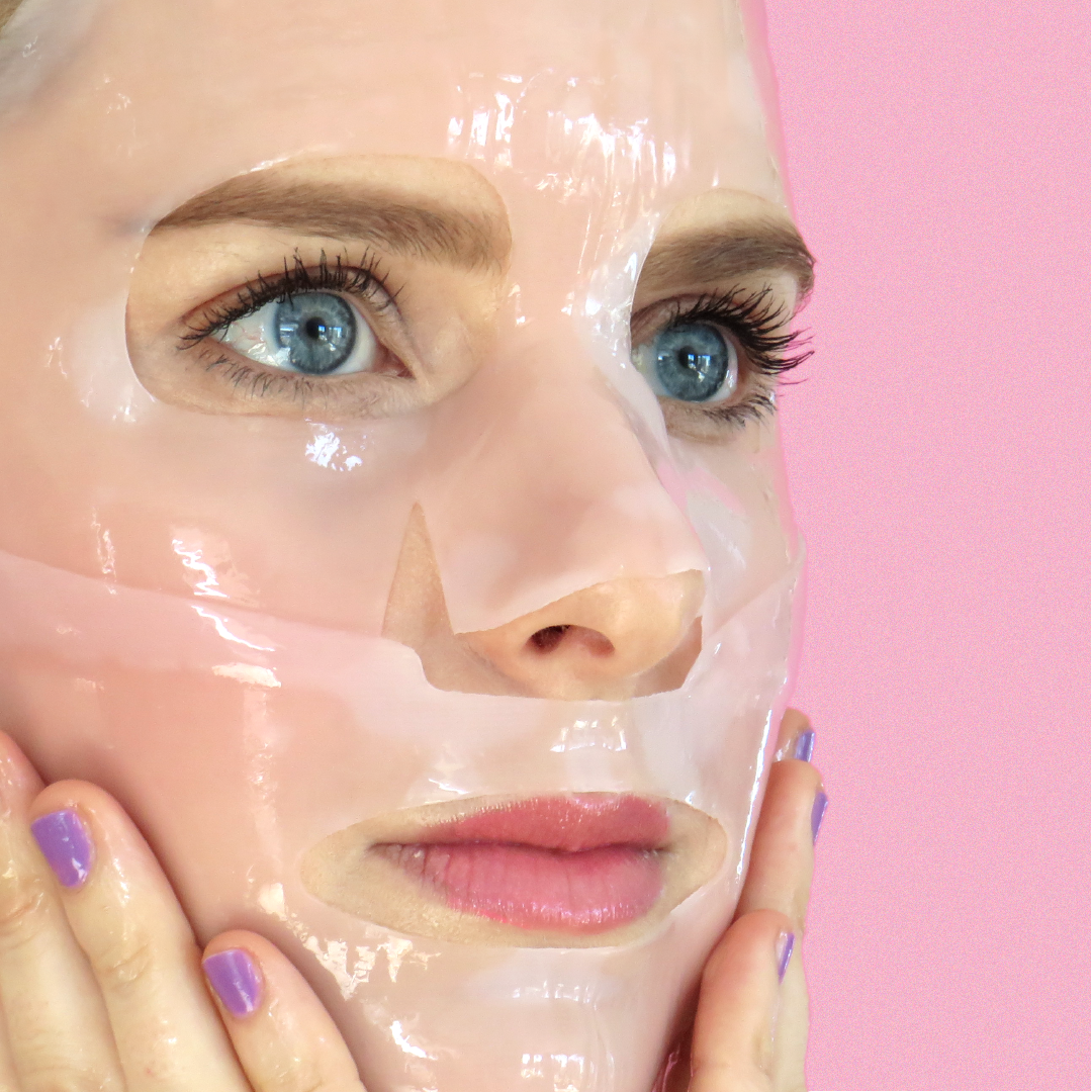Face Sheets for Anti-Aging
