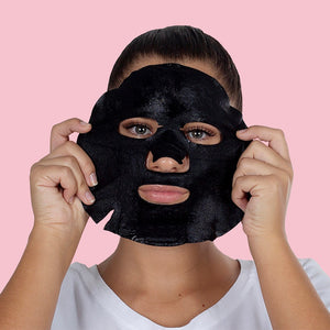 Detox Charcoal + 10-Superfood Formula Face Mask