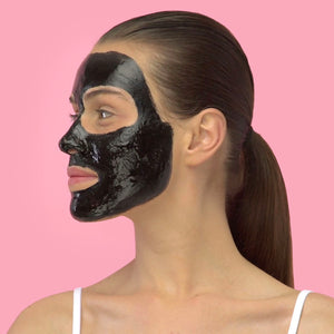 Charcoal Peel-Off Face Mask (3 Applications) 10 Pack