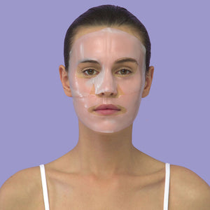 Retinol Hydrogel Face Mask - 10 Pack