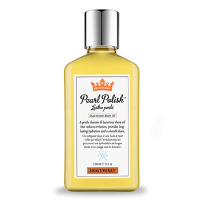 Pearl Polish Dual Action Body Oil
