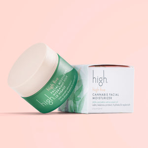 High Five Facial Moisturizer