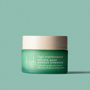 High Maintenance Peeling Mask