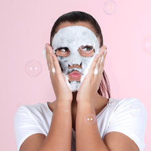 Bubble Purifying + Charcoal Face Mask