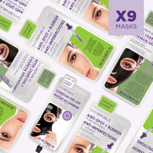 Clean Skin 1 Month Masking Kit