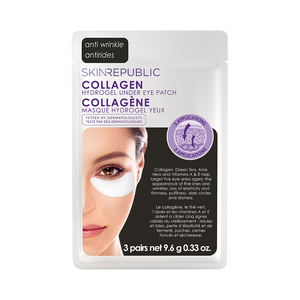 Collagen Hydrogel Under Eye Patch (3 Pairs)