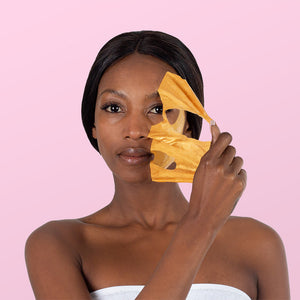 24K Gold Peel-Off Face Mask (3 Applications)