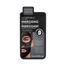 Men's Energising Face Mask Sheet