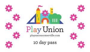 10 Day Pass Sibling or Additional Child