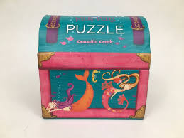 24 pc Mermaid Mini Trunk