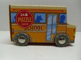 School Bus Mini Vehicle