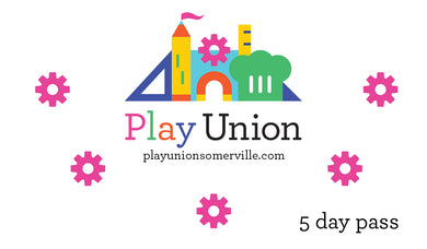 5 Day Pass Ages 0-1yr