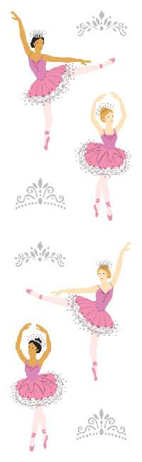 Ballerinas Stickers