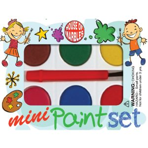 Mini Paint Set