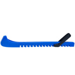 Guardog centipede hockey skate guards in blue