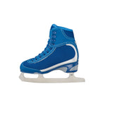 Jackson Ultima Softec Vista women's girls blue figure skates
