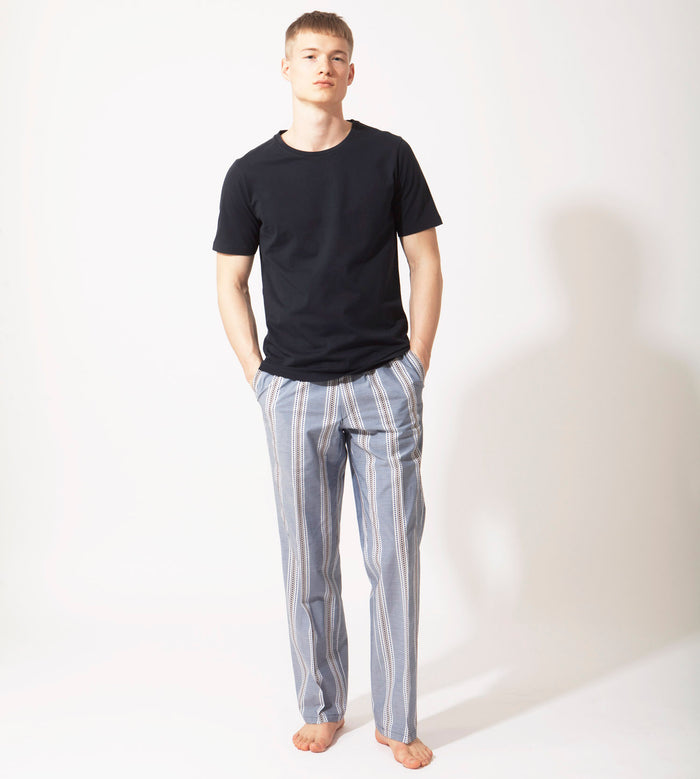 The Walter Trouser - Large Stripe