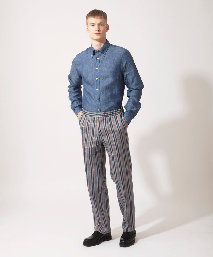 The Walter Pant - Multistripe