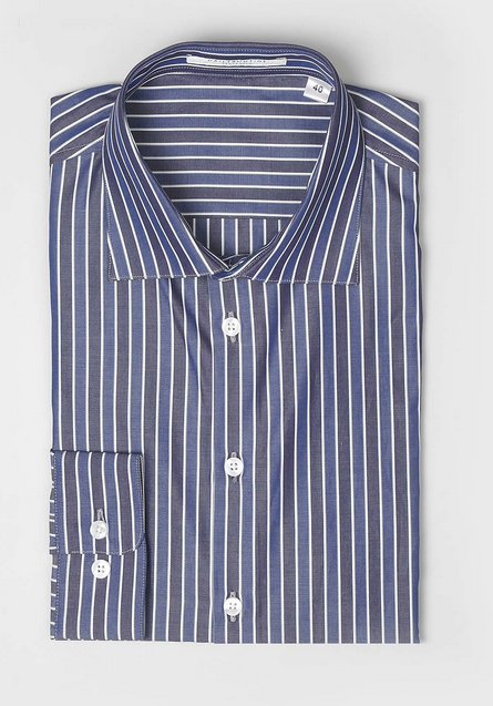 The Bank Shirt Navy