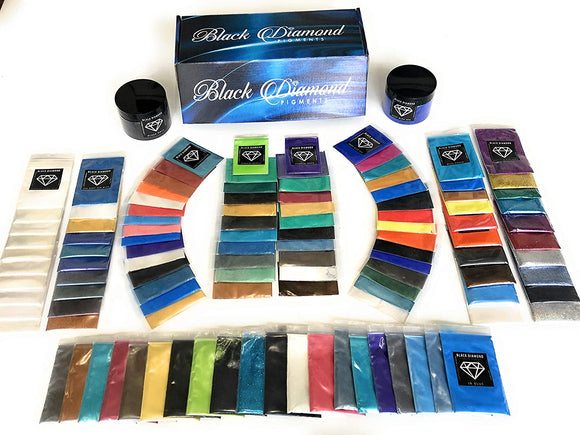 Black Diamond Pigment Variety Pack Big Box #2
