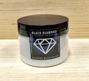 Black Diamond Blissful Blue/Green pigment