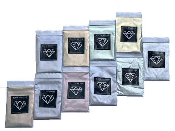 Black Diamond Pigments Variety  Pack #9