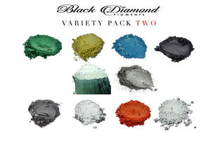 Black Diamond Pigments Variety  Pack #2