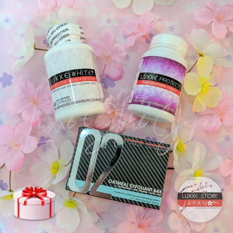 Sakura Promo A2 - Whitening and Exfoliating Package