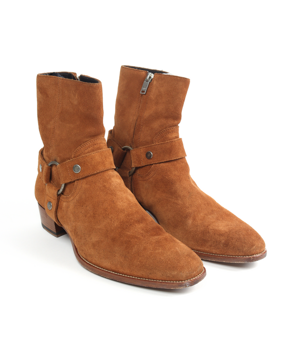 Wyatt 40 Harness Chelsea Boot