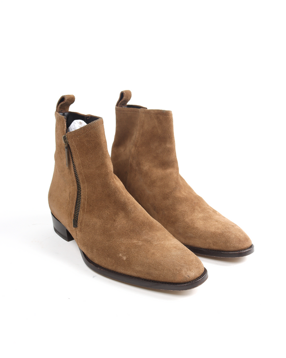 Wyatt 30 Zip Chelsea Boot