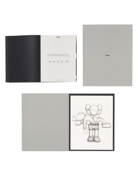 NGV Limited Edition Art Book with Screenprint Signed