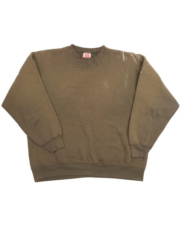 1990's Faded Painters Crewneck Sweatshirt