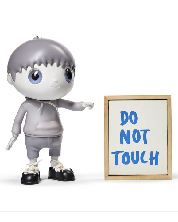 Do Not Touch Figure Gray (2019)