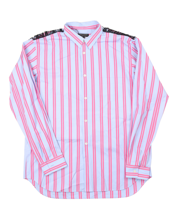 Striped Button Shirt w/ Tags