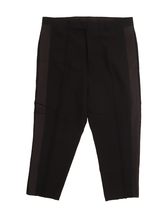 Cropped Trouser w/ Tags
