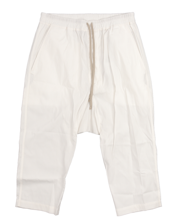 Drawstring Cropped Trouser w/ Tags